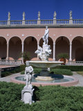 The John and Mable Ringling Museum of Art, Sarasota, Florida, USA Photographic Print by Fraser Hall