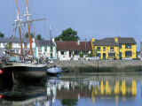 Kinvara, Galway Bay, County Galway, Connacht, Eire (Republic of Ireland) Photographic Print by Simon Harris