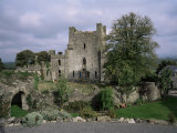 Leap Castle, Near Birr, County Offaly, Leinster, Eire (Republic of Ireland) Photographic Print by Michael Short