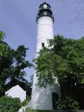 Lighthouse, Key West, Florida, USA Photographie par Fraser Hall