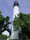 Lighthouse, Key West, Florida, USA Photographic Print by Fraser Hall
