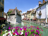 Annecy, Haute Savoie, Rhone Alpes, France Photographic Print by Simon Harris