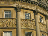 Architectural Detail the Circus, Bath, Unesco World Heritage Site, Avon, England, U.K. Photographic Print by Fraser Hall