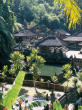 Tirta Empul Temple, Ubud Region, Island of Bali, Indonesia, Southeast Asia Photographic Print by Bruno Morandi