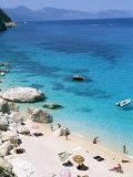Cala Goloritze, Cala Gonone, Golfe Di Orosei (Orosei Gulf), Island of Sardinia, Italy Photographic Print by Bruno Morandi