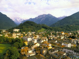 Interlaken, Switzerland Photographic Print by Simon Harris