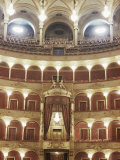 Interior, Opera, Rome, Lazio, Italy Photographic Print by John Ross