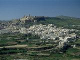 Victoria, Gozo, Malta Photographic Print by S Friberg