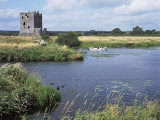 Threave Island and Castle, Dumfries and Galloway, Scotland, United Kingdom Photographic Print by David Hunter