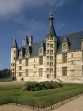 Exterior of Ducal Palace, Nevers, Bourgogne (Burgundy), France Photographic Print by Michael Short