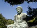 The Big Buddha Statue, Kamakura City, Kanagawa Prefecture, Japan Photographic Print by Christian Kober