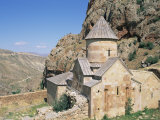 St. John the Baptist, Noravank Monastery, Armenia, Central Asia Photographic Print by Bruno Morandi