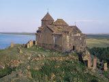 Ayrivank, Lake Sevan, Armenia, Central Asia Photographic Print by Bruno Morandi