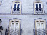 Traditional House, Lagos, Western Algarve, Algarve, Portugal Photographic Print by Marco Simoni