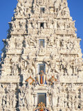 Detail of a Hindu Temple, Pushkar, Rajasthan State, India Photographic Print by Marco Simoni