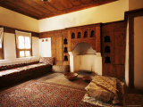 Typical Ottoman House with Fireplace, Safranbolu, Turkey, Eurasia Photographic Print by Marco Simoni