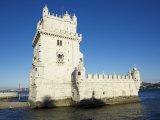 Belem Tower, Unesco World Heritage Site, Belem, Lisbon, Portugal Photographic Print by Marco Simoni
