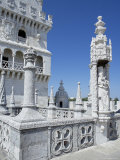 Belem Tower, Unesco World Heritage Site, Belem, Lisbon, Portugal Photographic Print by Marco Simoni