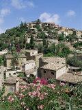 Village of Deia, Majorca, Balearic Islands, Spain, Mediterranean Photographic Print by Marco Simoni