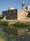 Mosque, Hama, Syria, Middle East Photographic Print by Christian Kober