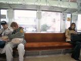 Subway, Tokyo, Japan Photographic Print by Christian Kober
