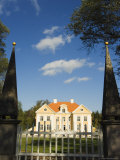 Palmse Manor, Former Baltic-German Estate, Lahemaa National Park, Estonia, Baltic States Photographic Print by Christian Kober