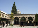 Courtyard of Azem Palace, Damascus, Syria, Middle East Photographic Print by Christian Kober