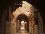 Old Town, Al-Jdeida, Aleppo (Haleb), Syria, Middle East Photographic Print by Christian Kober