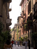 Shopping Streets of Milan, Lombardy, Italy Photographic Print by Christian Kober