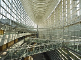Tokyo International Forum Building, Marunouchi, Tokyo, Japan Photographic Print by Christian Kober