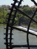 Water Wheels on the Orontes River, Hama, Syria, Middle East Photographic Print by Christian Kober