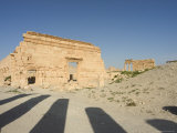 Archaelogical Ruins, Palmyra, Unesco World Heritage Site, Syria, Middle East Photographic Print by Christian Kober
