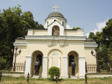 Orthodox Church, Novi Sad, Serbia Photographic Print by Christian Kober
