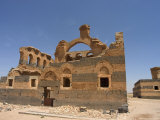 Ben Wordan Castle Ruins, Near Hama, Syria, Middle East Photographic Print by Christian Kober