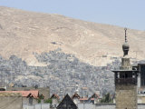 City View, Damascus, Syria, Middle East Photographic Print by Christian Kober