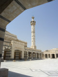 Omar Ibn Al-Kattab Mosque, Hama, Syria, Middle East Photographic Print by Christian Kober