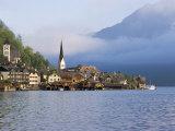Halstatt (Hallstatt) Lake, Near Salzburg, Salzkammergut, Austria Photographic Print by Christian Kober