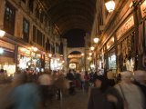 Souq Al-Hamidiyya, Western Gate, Damascus, Syria, Middle East Photographic Print by Christian Kober