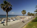 Playa De Las Americas, Tenerife, Canary Islands, Spain, Atlantic Photographic Print by Sergio Pitamitz