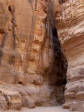 The Siq, Petra, Jordan, Middle East Photographic Print by Sergio Pitamitz