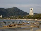 Patong Beach, Phuket, Thailand, Southeast Asia Photographic Print by Sergio Pitamitz