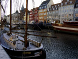 Nyhavn in Winter, Copenhagen, Denmark, Scandinavia Photographic Print by Sergio Pitamitz
