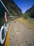 Chepe Train, Copper Canyon, Sierra Madre, Chihuahua, Mexico, Central America Photographic Print by Oliviero Olivieri