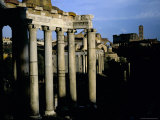 The Forum, Rome, Lazio, Italy Photographic Print by Oliviero Olivieri