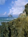 Pan Di Zuccuero, West Coast, Island of Sardinia, Italy, Mediterranean Photographic Print by Oliviero Olivieri