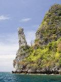 Phi Phi Lay Island, Thailand, Southeast Asia Photographic Print by Sergio Pitamitz