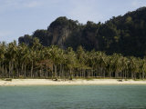 Lanah Bay, Phi Phi Don Island, Thailand, Southeast Asia Photographic Print by Sergio Pitamitz