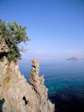 Favignana, Egadi Islands, Sicily, Italy, Mediterranean Fotografisk tryk af Oliviero Olivieri