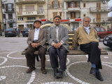 Corleone, Palermo, Sicily, Italy Fotografisk tryk af Oliviero Olivieri