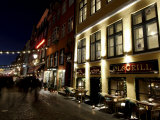 Nyhavn at Christmas, Copenhagen, Denmark, Scandinavia Photographic Print by Sergio Pitamitz